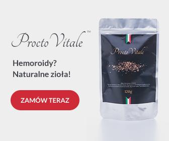 Zobacz Procto Vitale na Hemoroidy