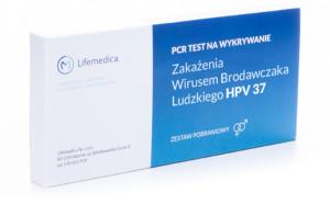 Badanie PCR na obecność wirusa HPV - Test HPV